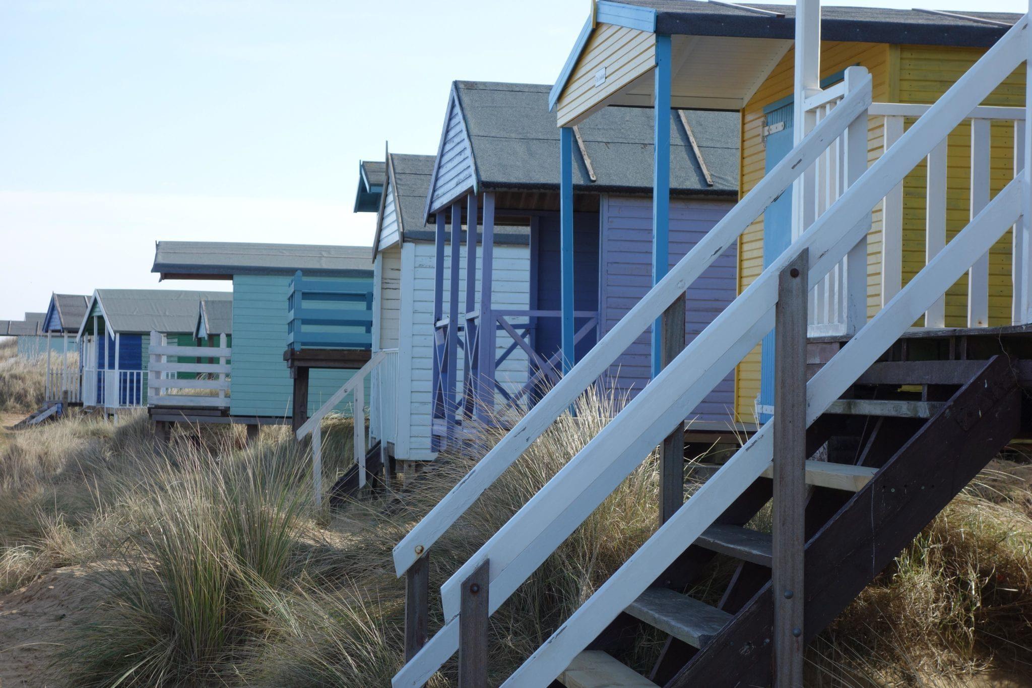 Beach houses near Caley Hall